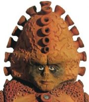 Zygon Doctor Who Classic Series Wave 1 Character Options Action Figure